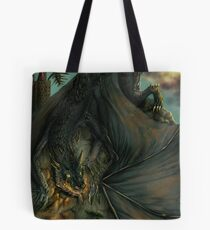 Hungarian horntail - No text version Tote Bag