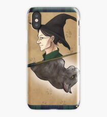 Minerva Playing Card iPhone Case/Skin