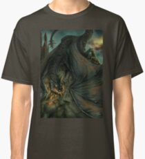 Hungarian horntail - No text version Classic T-Shirt