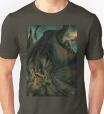 Hungarian horntail - No text version Unisex T-Shirt