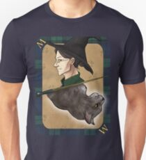 Minerva Playing Card T-Shirt