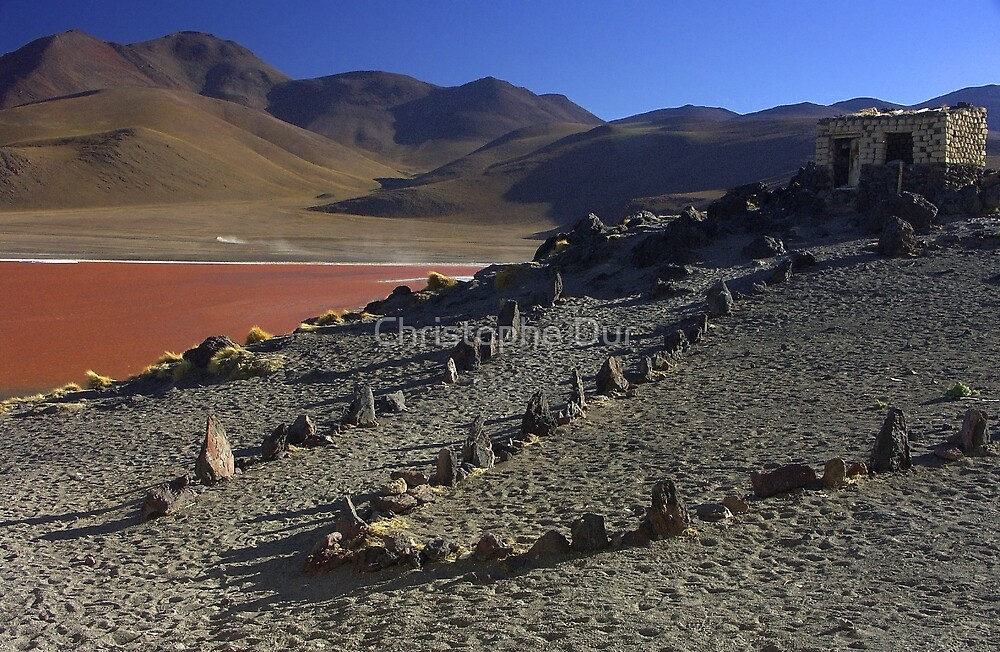The lost house - Bolivia by Christophe Dur