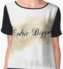 Cedric Diggory Women's Chiffon Top