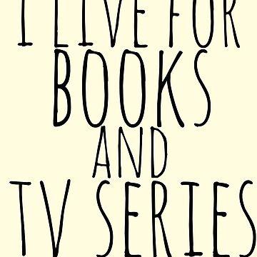 vivo para libros y series de televisión de FandomizedRose