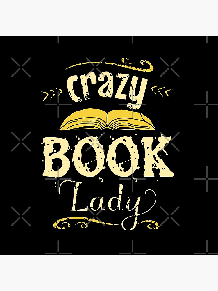 crazy book lady by FandomizedRose