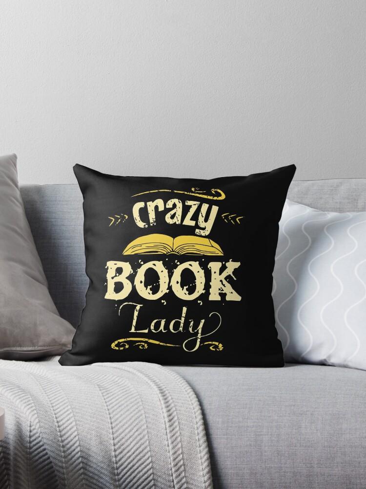 crazy book lady by FandomizedRose