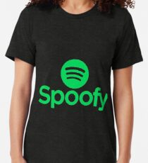 Game Grumps - Spoofy Tri-blend T-Shirt