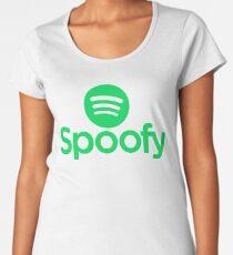 Camiseta premium de cuello ancho Juego Grumps - Spoofy