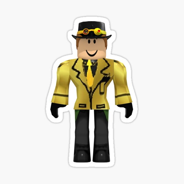 Roblox Kids Stickers Redbubble