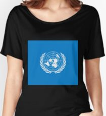 United Nations Women's Relaxed Fit T-Shirt