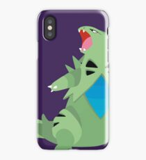 Tyranitar - 2nd Gen iPhone Case