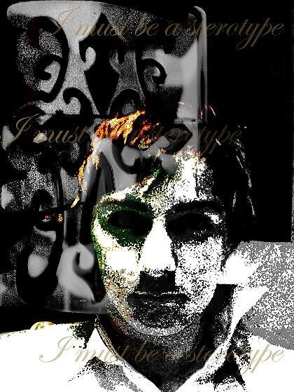 myself 002 by Sean McCarthy