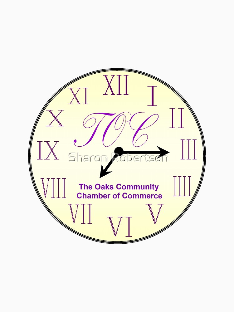 The Oaks Community Chamber of Commerce Tee by Jecia
