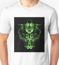Silk Abstract Fantasy - Rise of the Earth Faerie T-Shirt