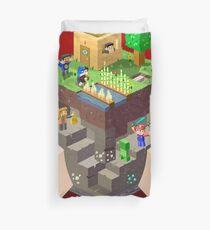 Minecraft Duvet Cover