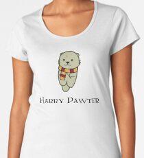 Harry Pawter Women's Premium T-Shirt