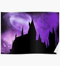 Hogwarts Center of the Universe Poster
