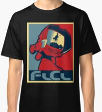 FLCL Obey Classic T-Shirt