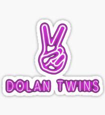 Ethan Dolan, 2017 Tour, Touring, Dolan Twins Sticker
