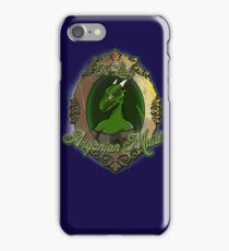 The Lusty Argonian Maid iPhone Case/Skin