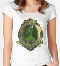 The Lusty Argonian Maid Women's Fitted Scoop T-Shirt