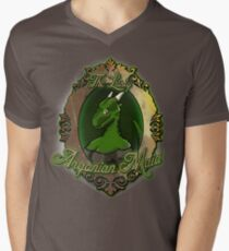 The Lusty Argonian Maid Men's V-Neck T-Shirt