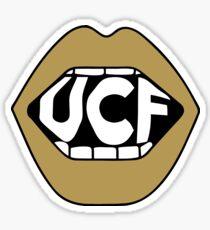 UCF Lips Sticker