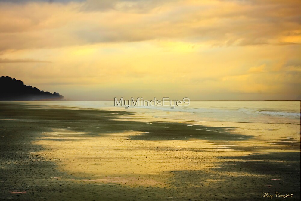 Soft Morning Hues © by Mary Campbell