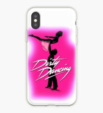Dirty Dancing logo iPhone Case