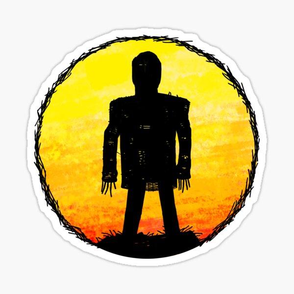 The Wicker Man Sticker