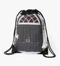 Welcome Warmth Drawstring Bag