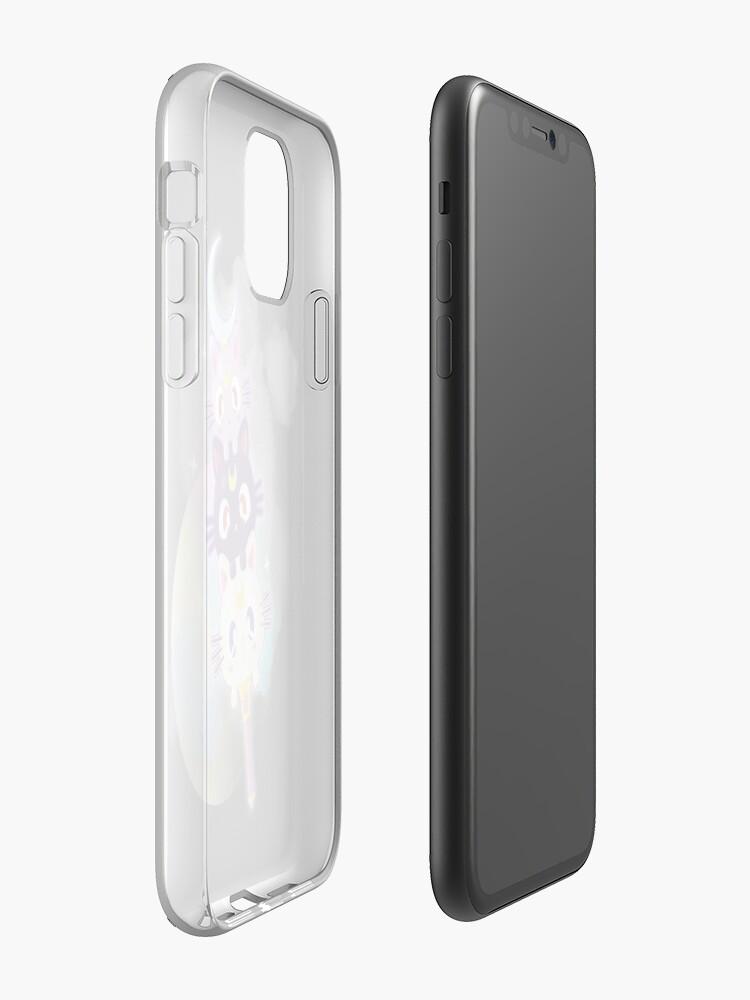 Double Luna Pen Pocket Sailor Moon iphone case