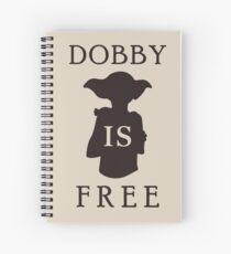 Dobby ist frei Spiralblock