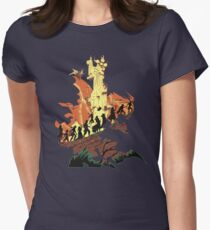 UNFINISHED RUIN Women's Fitted T-Shirt