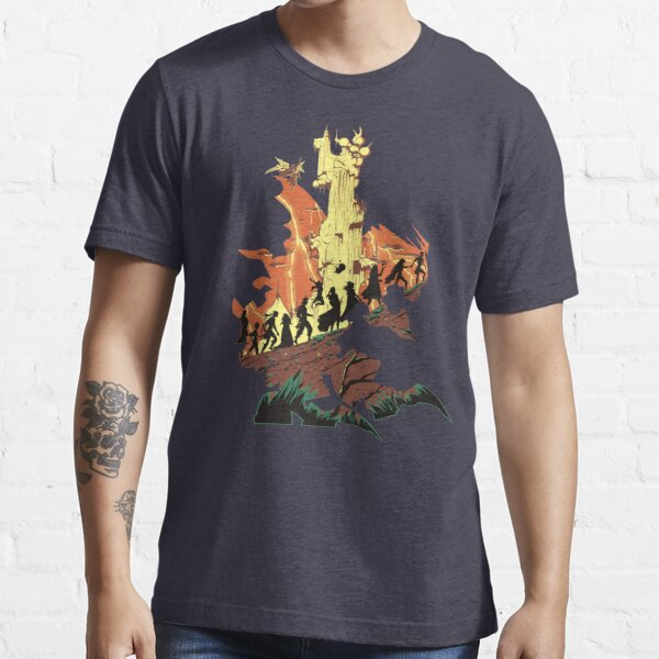 UNFINISHED RUIN Essential T-Shirt