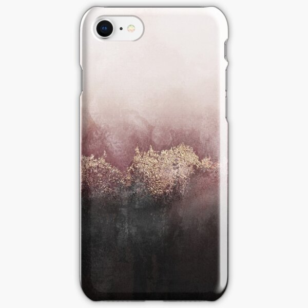 Pink Sky iPhone Snap Case