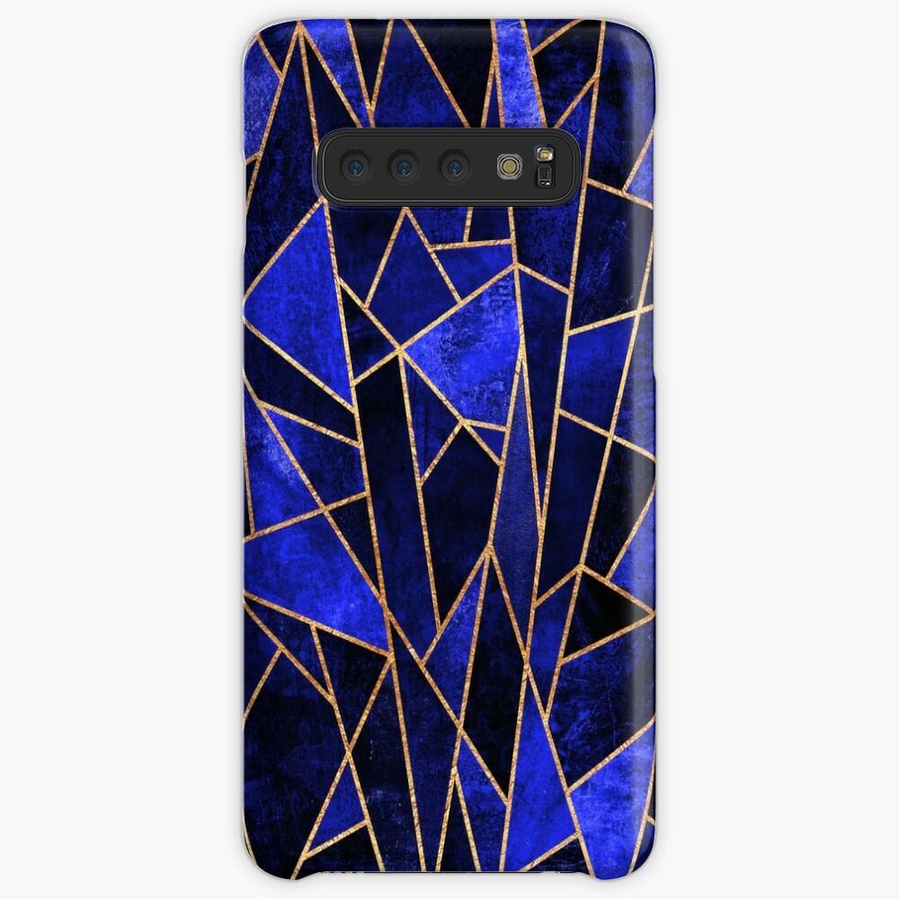 Zerbrochener Saphir Hüllen & Klebefolien für Samsung Galaxy