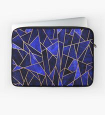 Shattered Sapphire Laptop Sleeve