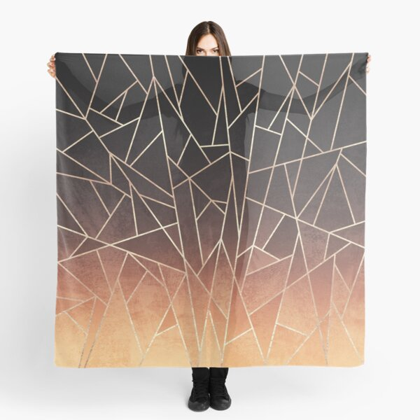 Shattered Ombre Scarf