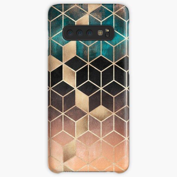 Ombre Traumwürfel Samsung Galaxy Leichte Hülle