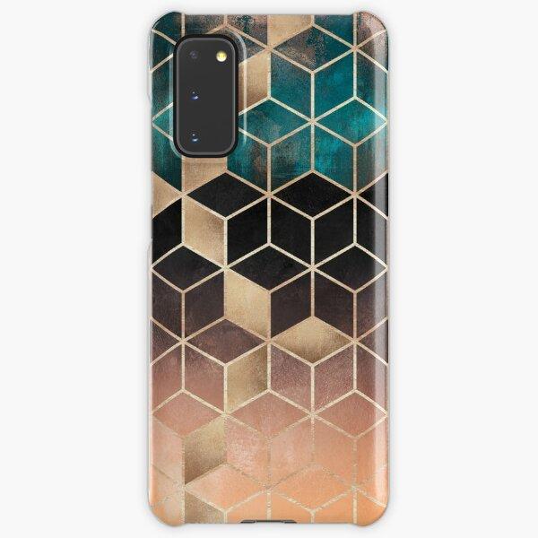 Ombre Dream Cubes Samsung Galaxy Snap Case