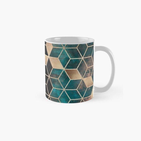 Ombre Dream Cubes Classic Mug