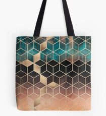 Omre Dream Cubes Tote Bag