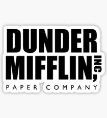 Dunder Mifflin, Inc Paper Company Sticker