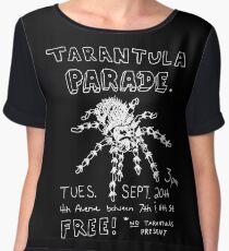 Tarantula Parade Chiffon Top