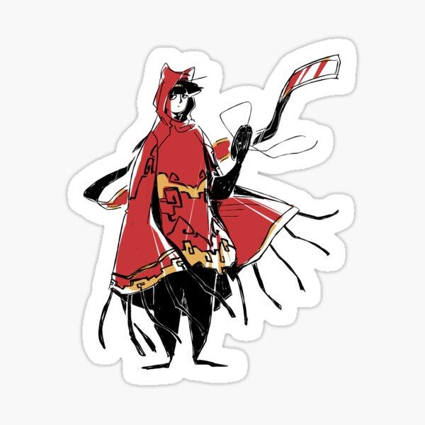 Traveler!Mob  Sticker