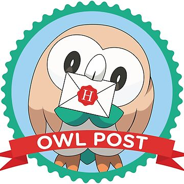 Rowlet Post by KUPNOODLE