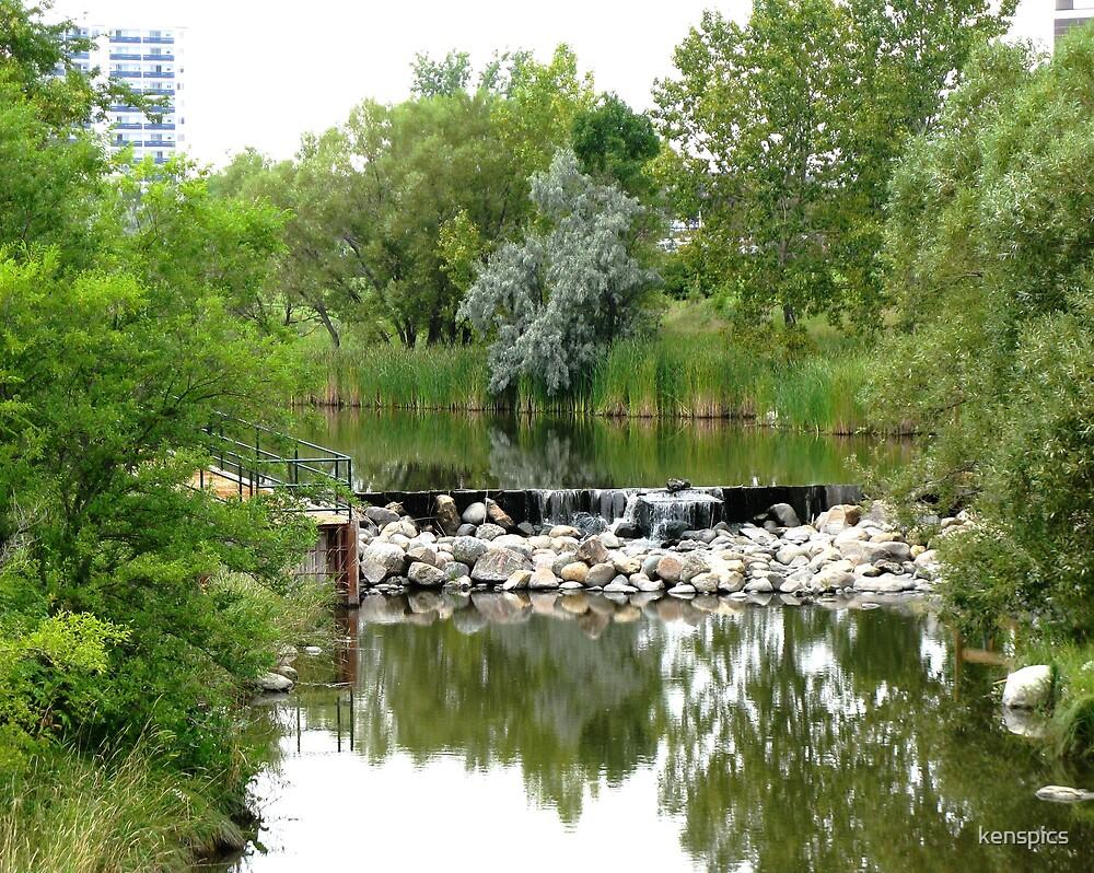 Sturgeon Creek #1 by kenspics