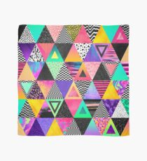 Quirky Triangles Scarf