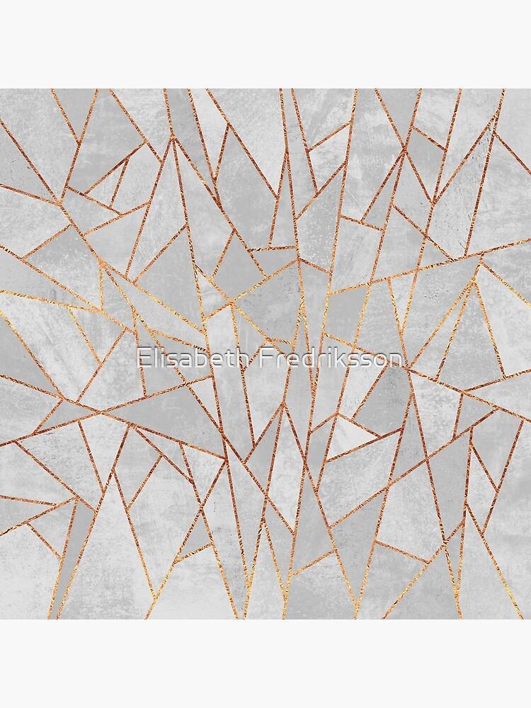 Shattered Concrete by foto-ella